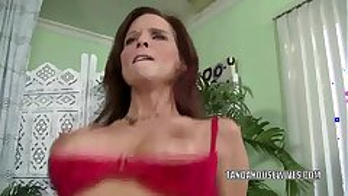 Slutty Cougar Syren De Mer gets her mature pussy fucked
