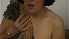 Brief haired mature rough sex