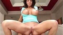 Bookie Collects From Milf Deauxma Fucking Her For Payment!