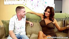 Hot Mummy Likes Younger Men!