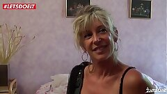 LETSDOEIT - French Cougar Loves Youthful Big Lollipops
