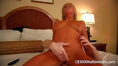 MILF mommy blackmailed and fucked by young son payton hall