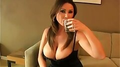 Hot and horny Cougar Stepmother seduces her Stepson to have sex - Pov-porn.net